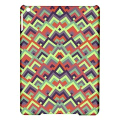 Trendy Chic Modern Chevron Pattern Ipad Air Hardshell Cases by creativemom