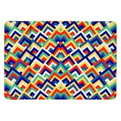 Trendy Chic Modern Chevron Pattern Samsung Galaxy Tab 8 9  P7300 Flip Case by creativemom