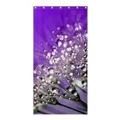 Dandelion 2015 0706 Shower Curtain 36  x 72  (Stall)
