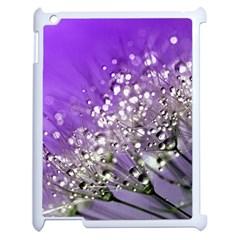 Dandelion 2015 0706 Apple iPad 2 Case (White) by JAMFoto