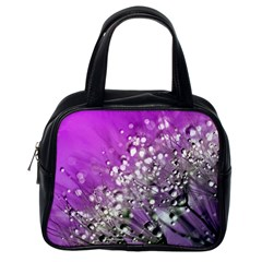 Dandelion 2015 0707 Classic Handbags (One Side) by JAMFoto