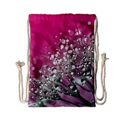 Dandelion 2015 0709 Drawstring Bag (Small)