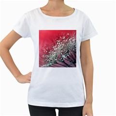 Dandelion 2015 0710 Women s Loose Fit T Shirt (white) by JAMFoto