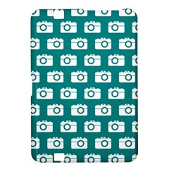 Modern Chic Vector Camera Illustration Pattern Kindle Fire Hd 8 9  by creativemom