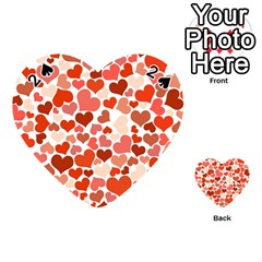 Heart 2014 0901 Playing Cards 54 (Heart)  by JAMFoto