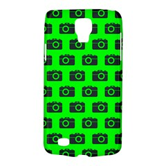 Modern Chic Vector Camera Illustration Pattern Galaxy S4 Active by creativemom