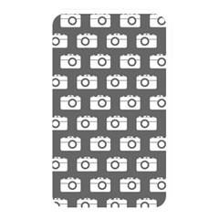 Modern Chic Vector Camera Illustration Pattern Memory Card Reader by creativemom