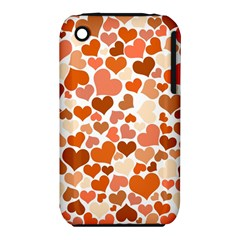 Heart 2014 0902 Apple Iphone 3g/3gs Hardshell Case (pc+silicone) by JAMFoto