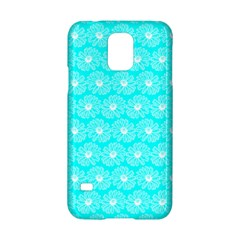 Gerbera Daisy Vector Tile Pattern Samsung Galaxy S5 Hardshell Case  by creativemom