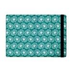 Gerbera Daisy Vector Tile Pattern Apple iPad Mini Flip Case