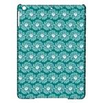 Gerbera Daisy Vector Tile Pattern iPad Air Hardshell Cases