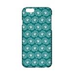 Gerbera Daisy Vector Tile Pattern Apple iPhone 6/6S Hardshell Case
