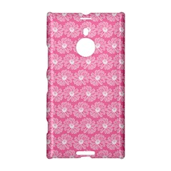 Pink Gerbera Daisy Vector Tile Pattern Nokia Lumia 1520 by creativemom