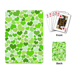 Heart 2014 0909 Playing Card by JAMFoto