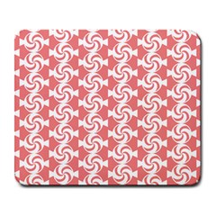 Candy Illustration Pattern  Large Mousepads by creativemom