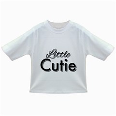 Little Cutie  Infant/toddler T Shirts by OCDesignss