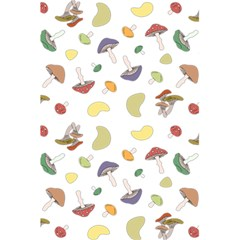 Mushrooms Pattern 5 5  X 8 5  Notebooks by Famous