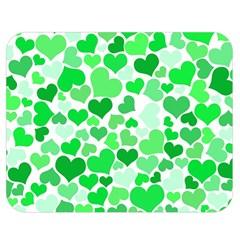 Heart 2014 0913 Double Sided Flano Blanket (medium)  by JAMFoto