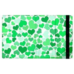 Heart 2014 0914 Apple Ipad 3/4 Flip Case