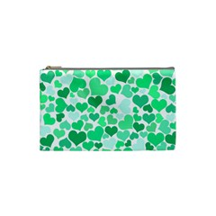 Heart 2014 0915 Cosmetic Bag (small)  by JAMFoto