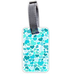 Heart 2014 0918 Luggage Tags (two Sides) by JAMFoto