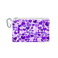 Heart 2014 0927 Canvas Cosmetic Bag (s) by JAMFoto