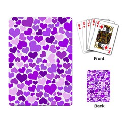 Heart 2014 0928 Playing Card by JAMFoto
