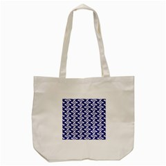 Candy Illustration Pattern Tote Bag (cream)  by creativemom