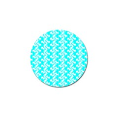 Candy Illustration Pattern Golf Ball Marker by creativemom