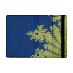 Blue And Green Design Ipad Mini 2 Flip Cases by theunrulyartist