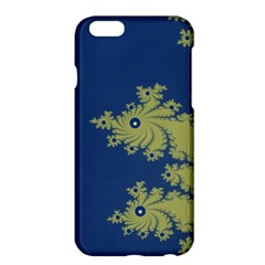 Blue And Green Design Apple Iphone 6/6s Plus Hardshell Case by theunrulyartist