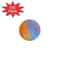 Hot And Cold 1  Mini Magnets (100 Pack)  by theunrulyartist