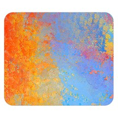 Hot And Cold Double Sided Flano Blanket (small)  by theunrulyartist
