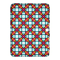Cute Pattern Gifts Samsung Galaxy Tab 4 (10 1 ) Hardshell Case  by creativemom