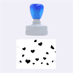 Heart 2014 0931 Rubber Oval Stamps by JAMFoto