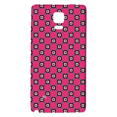 Cute Pattern Gifts Galaxy Note 4 Back Case by creativemom