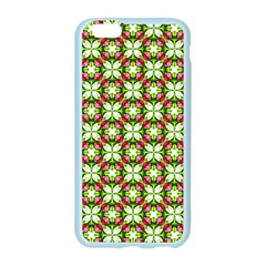 Cute Pattern Gifts Apple Seamless iPhone 6 Case (Color) by creativemom