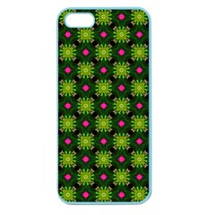 Cute Pattern Gifts Apple Seamless Iphone 5 Case (color) by creativemom