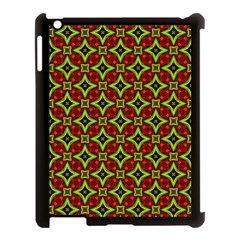 Cute Pattern Gifts Apple Ipad 3/4 Case (black) by creativemom