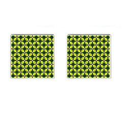 Cute Pattern Gifts Cufflinks (square) by creativemom