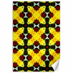 Cute Pattern Gifts Canvas 24  x 36  by creativemom