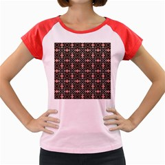 Cute Pattern Gifts Women s Cap Sleeve T-Shirt by creativemom