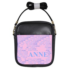 Anne Girls Sling Bags by MoreColorsinLife