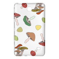 Mushrooms Pattern 02 Samsung Galaxy Tab 4 (8 ) Hardshell Case  by Famous