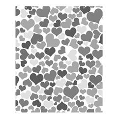 Heart 2014 0936 Shower Curtain 60  x 72  (Medium)  by JAMFoto