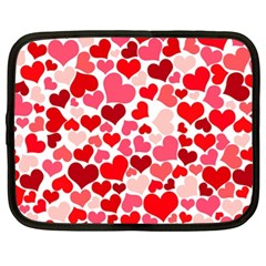 Heart 2014 0937 Netbook Case (XL)  by JAMFoto