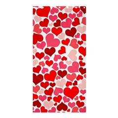 Heart 2014 0937 Shower Curtain 36  x 72  (Stall)  by JAMFoto