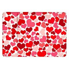 Heart 2014 0937 Samsung Galaxy Tab 8.9  P7300 Flip Case by JAMFoto