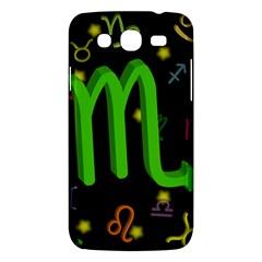 Scorpio Floating Zodiac Sign Samsung Galaxy Mega 5 8 I9152 Hardshell Case  by theimagezone