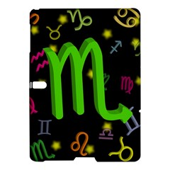 Scorpio Floating Zodiac Sign Samsung Galaxy Tab S (10 5 ) Hardshell Case  by theimagezone